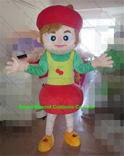 Popular fancy dress life size cherry mascot costume with cooling fan easy wear cherry costume for adult cherry costume