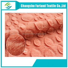 china polyester knitted textile fabric organe flannel fleece fabric for unique bed cover,sofa pillow