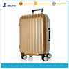 wholesale on wheel aluminum frame travel luggage for trolley bags
