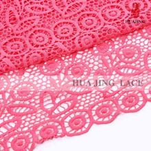 Lace Material Super Quality Good Price African Polished Cotton Lace