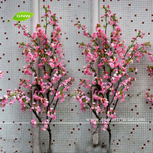 BLS020-3 GNW 5ft christmas Thanksgiving decoration artificial cherry blossom branches for sale