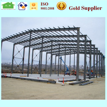 prefabricated steel structure canopy
