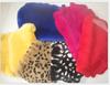 eal colorful Chinchilla Rex Rabbit fur, bicolor rabbit skin