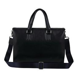 100% pure real leather Fine craftsmanship european shoulder bag for men