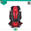 high quality ventilate large capacity waterproof hiking camping backpack with drawstring big travel bag wholesale