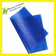 24gsm blue colour glassine paper roll
