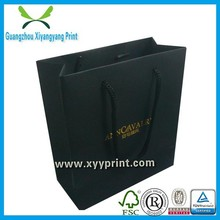 Pretty gift paper bag/paper shopping bag for woman's clothes