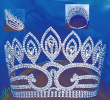 New design wholesale,Silver king crown,queen tiara
