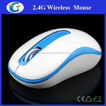 Exhibition Accessories Wireless Optical USB Mouse with Custom Printing