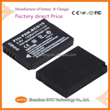 Lithium ion battery pack / Dual IC for Panasonic DMW-BCG10 external lithium ion back up batteries