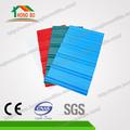 2014 venda quente telhas de 4 camadas de telhado de plástico