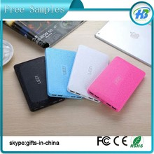 Free Samples mobile phone corporate gifts power bank solar