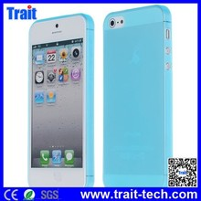 Brand New Design 0.3mm Ultrathin Soft Back Cover Case for Apple iPhone 5 5S,Mobile Phone Case