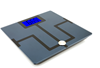 digital body scale wifi with Large Backlit LCD and Smartphone Tracking