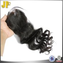 JP Hair Charming Smooth Brazilian Lace Closure Alibaba Hair Products