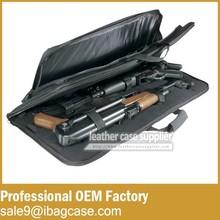 Th Adjustable Dual Storage Shot Gun Case with Shoulder Strap