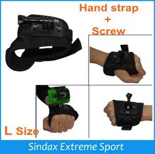 L size Adjustable Camera Strap Neoprene Wrist Strap For Go Pro camera