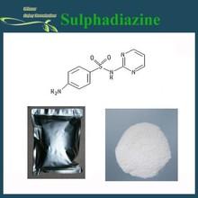 Chemical pharmaceutical raw material sulphadiazine CAS#547-32-0