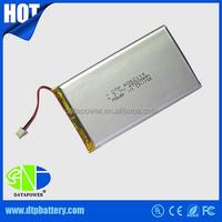 604048 3.7V lipo battery 1200mAh precious size for export battery
