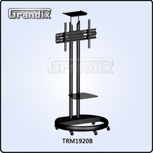 Universal lcd tv stand for hotel