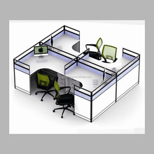 New model and popular computer desk for 2 person