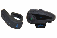 V8 to talk with 5 riders at same time bluetooth motorcycle helmet intercom