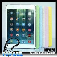 2014 new for ipad mini case ,for ipad mini smart cover