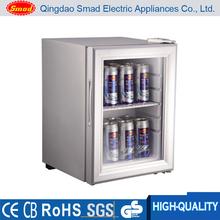 Beverage Center Stainless Steel Mini Fridge Refrigerator Beer Can Cooler