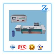 China Electric texture depth sanding method of concrete pavement machine