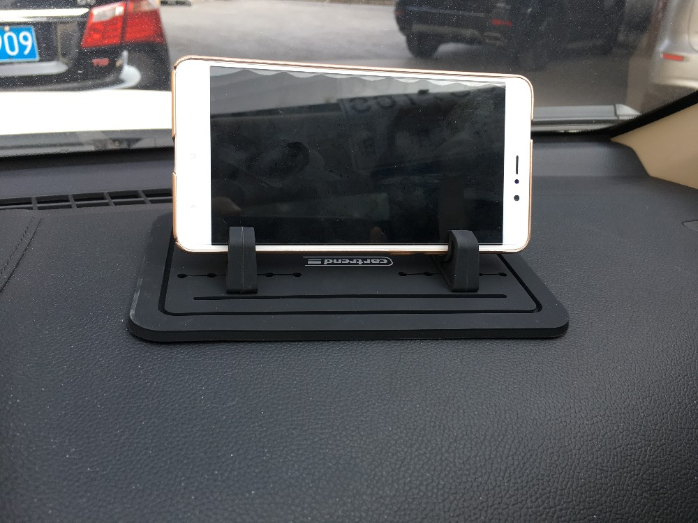 Silicone Car Mobile Phone Holder And Anti Slip Pad Buy