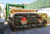 giant exciting inflatable military obstacle sport game, inflatable boot camp obstacle