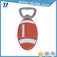 Directly factory price Custom Designed bottle opener, Stainless steel bar blade