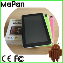 "best cheap 9"" android 4.4 QUAD core flashlight tablet pc, MaPan 9 inch android 4.4 tablet wifi 8gb camera"