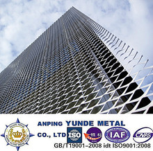 Aluminum expanded metal sheet/outdoor furniture expanded metal