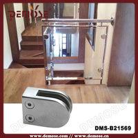 internal glass porch handrail picture
