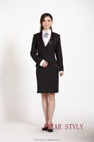 2PCS business suits for women / Ladies suits jaket& skirt