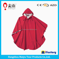 Maiyu unique rubber raincoats for women