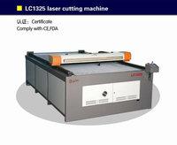 Asphalt kraft paper cutter machine CE&FDA certificated CNC controlled Laser cutting machine LC1325