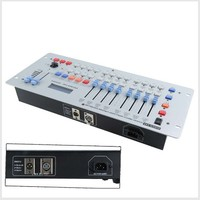 DMX 512 DJ Lighting Disco 240 CH Controller Console FOR Stage Light Mixing Desk