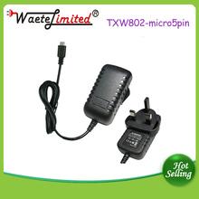 12v 1.5a 15v 1.2a AC-DC desktop power adapter