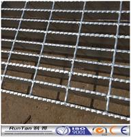 [Runtan] Hot dipped galvanized banded steel grating, grating steel