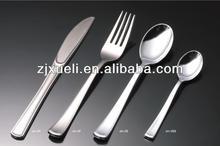 hot selling tableware ,disposable plastic steak fork and knife set