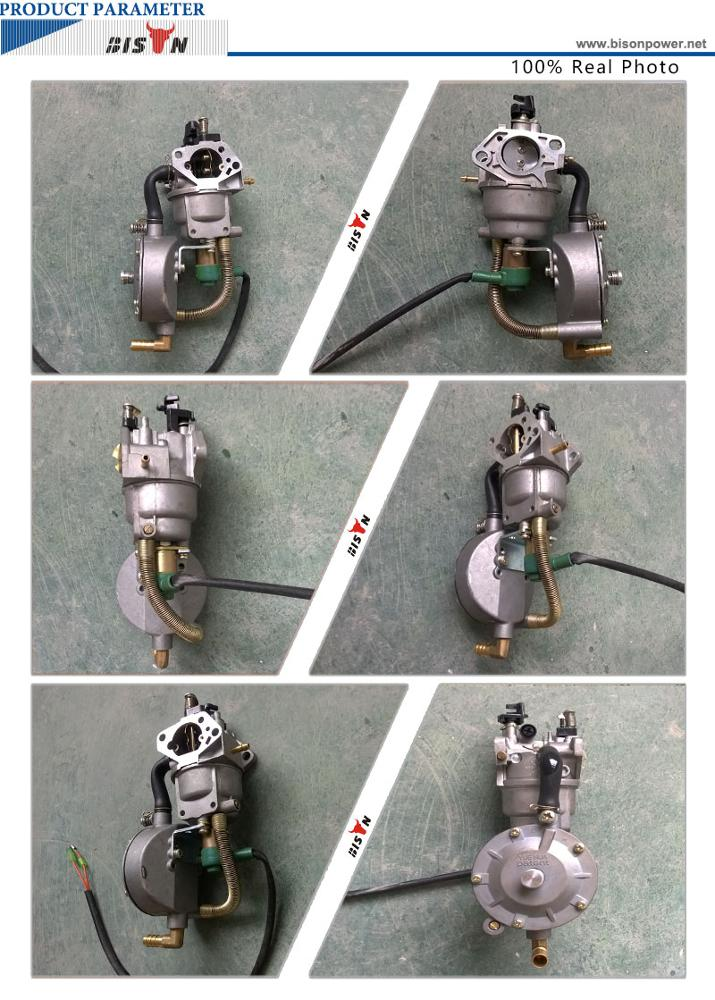 lpg biogas conversion kit for gasoline generator BS-GALL 2