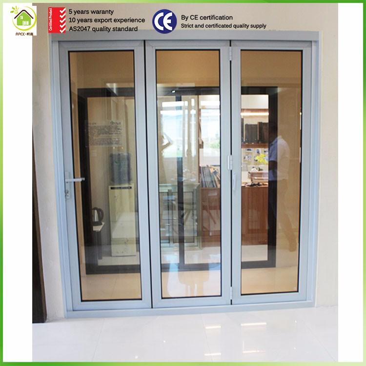 Used Commercial Glass Doors For Salealuminum Bifold Door Patio Door