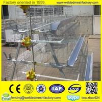 design layer chicken welded wire mesh cages