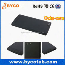 Factory promotion products 5.0' multi touch 3G 8 Core world no 1 mobile phone