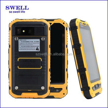 china cheapest price 3g rom ip68 waterproof android mobile phone A8 touch screen 5.0MP camera