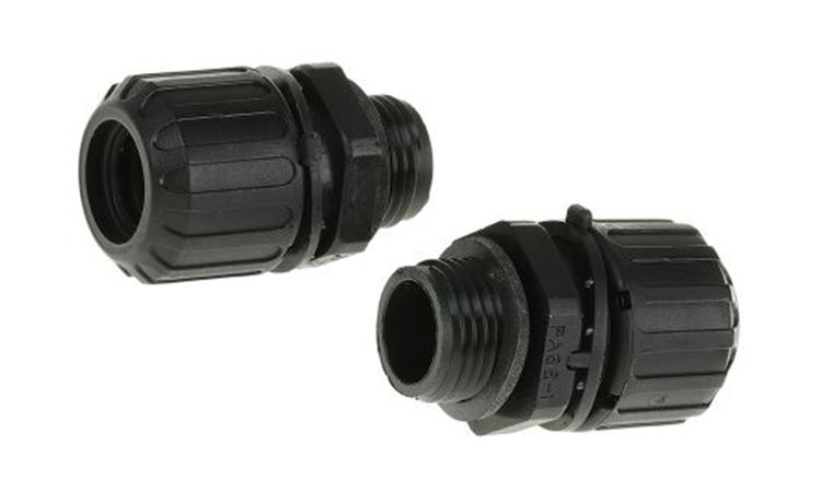 Custom Waterproof Ip68 Outdoor Flexible Tube Connector