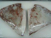 2013 crop frozen giant squid wings