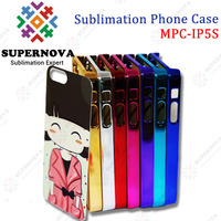 High Quality Sublimation Case for iPhone 5 5s